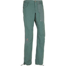 E9 N Fuoco Trousers Men, sage green